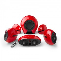 Edifier E255 Luna E 5.1 Surround Sound Red Speaker