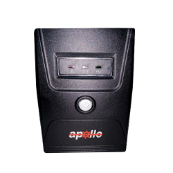 Apollo 1065A 650VA Offline UPS with Plastic Body