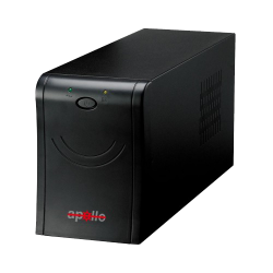 Apollo 1200F 2000VA Offline UPS with Metal Body
