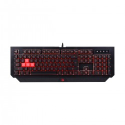 A4 Tech Bloody B125 Black USB Illuminated Gaming Keyboard