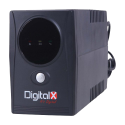 Digital X 1200VA Offline UPS with Plastic Body
