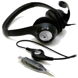 LOGITECH H390 STEREO CLEARCHAT COMFORT / USB HEADSET