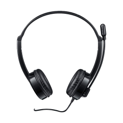 Rapoo H120 USB Black Wired Stereo headset