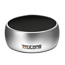 Teutons Simplicity Metallic Bluetooth Speaker
