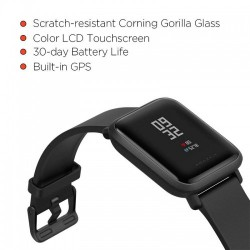 Xiaomi A1608 Amazfit Bip Touch Bluetooth Smart Watch Black (Global Version)