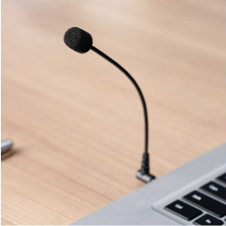 Boya BY-UM4 3.5mm Mini Flexible Microphone
