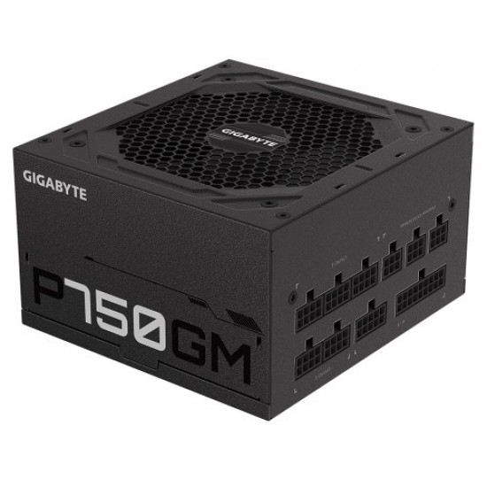 Gigabyte P750GM 750Watt 80+ Gold Full Modular Power Supply