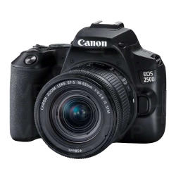 Canon EOS 250D Body with EF-S 18-55mm f/4-5.6 IS STM Lens