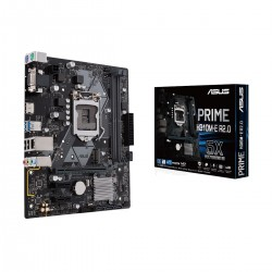 Asus PRIME H310M-E R2.0 DDR4 8th/9th Gen Intel LGA1151 Socket Mainboard