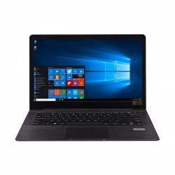 Avita PURA 8th Gen Intel Core i3 8145U Metallic Black Notebook