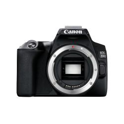 Canon EOS 250D Body with EF-S 18-55mm f/4-5.6 IS STM Lens (Black)