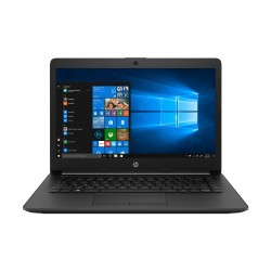 HP 14-ck0150TU 7th Gen Intel Core i3 7020U (2.30GHz, 4GB DDR4, 1TB HDD) 14.1 Inch HD (1366x768) Display, Win 10, Black Notebook #7RP11PA-2Y