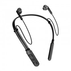 Baseus Encok Neck Hung Wireless Earphone S16 Black (NGS16-01)