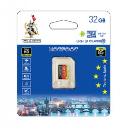 Teutons 32GB micro SDHC UHS-I Memory Card