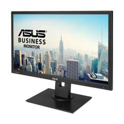 ASUS BE249QLB 23.8 Inch FHD (1920x1080) IPS, Flicker free, Low Blue Light, Business Series Monitor (VGA, DP, DVI)