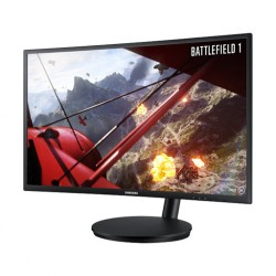 Samsung C27FG73FQW 27 Inch VA-Panel LED Curved 144Hz Gaming Monitor (2xHDMI, 1xDP, 1xAudio)