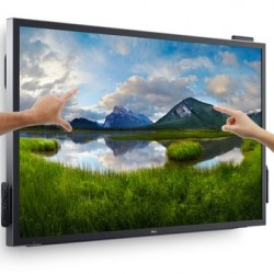 Dell C5518QT 4K 55 Inch Interactive Touch Monitor (3 x HDMI, DP, VGA, 3 x USB, USB Charging Port, RS232, RJ 45, Audio In, Headphone Out)