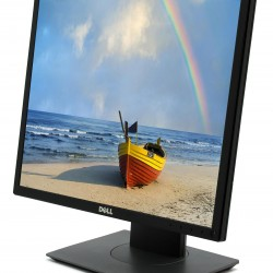 Dell P1917S 19 Inch Rotatable Square Professional LED Backlight IPS Panel Monitor