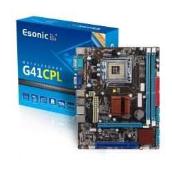Motherboard Esonic G41 CPL3 DDR3
