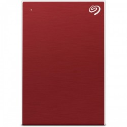 Seagate Backup Plus Slim 1TB USB 3.0 Red External HDD #STHN1000403