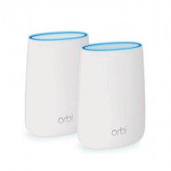 Netgear Orbi RBK20 Whole Home AC2200 Tri-band WiFi System (Orbi WiFi Router RBR20 & One Satellite RBS20) with Smart Parental Controls