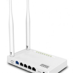 Netis WF2419E 300Mbps Wireless N Router with 2x5dbi Fixed Antenna