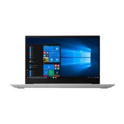 Lenovo Ideapad S340-15IWL 8th Gen Intel Core i3 8145U (2.10GHz-3.90GHz, 4GB, DDR4, 1TB HDD, No-ODD) 15.6 Inch FHD (1920x1080) IPS Display, Backlit Keyboard, Win 10, Platinum Grey Notebook