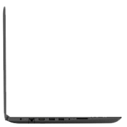Lenovo IdeaPad 130 7th Gen Intel Core i3 7020U Black Notebook
