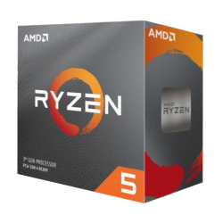 (Bundle with PC) AMD Ryzen 5 3500 3.6GHz-4.1GHz 6 Core 16MB Cache AM4 Socket Processor