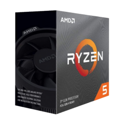 (Bundle With PC) AMD Ryzen 5 3600 3.6GHz-4.2GHz 6 Core AM4 Socket Processor (Without GPU)