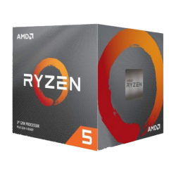 (Bundle With PC) AMD Ryzen 5 3600X 3.8GHz-4.4GHz 6 Core AM4 Socket Processor (Without GPU)