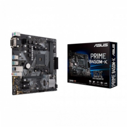 Asus PRIME B450M-K DDR4 AMD AM4 Socket Mainboard