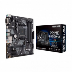 Asus PRIME B450M-A DDR4 AMD AM4 Socket Mainboard