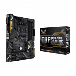 Asus TUF B450-PLUS GAMING DDR4 AMD AM4 Socket Mainboard