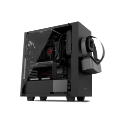 NZXT S340 ELITE MATT BLACK (CA-S340W-B3)