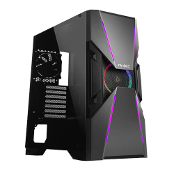 ANTEC DA601 HIGH CAPABILITY OF THERMAL CONTROL MID-TOWER GAMING CASE