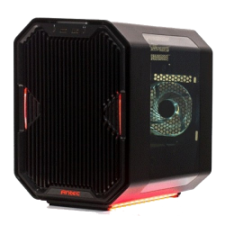 ANTEC CUBE-EK CERTIFIED ITX WINDOW GAMING CASING