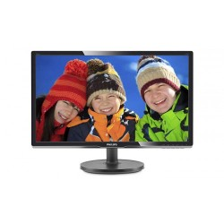 "PHILIPS 19.5"" Inch 206V6QSB6/94 AH-IPS LED Monitor"