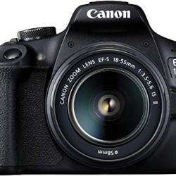 Canon EOS 1500D Camera Body with EF S18-55 IS II Lens