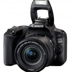 Canon EOS 200D Digital SLR Camera Body