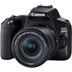 Canon EOS 200D II Digital SLR Camera Body