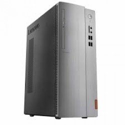 Lenovo Idea Centre 510 8th Gen Intel Core i5 8400 (2.8GHz-4.0GHz, 4GB DDR4, 1TB, DVD RW) Free DOS, USB Keyboard and Mouse, Brand PC #90HU0088IN