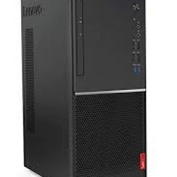 Lenovo DT-V530 8th Gen Intel Core i3 8100 (3.60GHz, 4GB DDR4, 1TB HDD, DVD RW, USB Key+Mou) Free DOS, Black Tower Brand PC #10TWS10A00