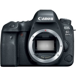 CANON EOS 6D Mark II Digital SLR Camera Body with EF 24-70mm f/4L IS USM Lens