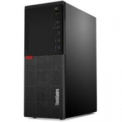 Lenovo M720 9th Gen Intel Core i5 9400 (2.90GHz-4.10GHz, Intel B360 Chipset, 4GB DDR4 2666MHz, 1TB HDD, DVD RW) 210W PSU, USB Keyboard & Mouse, Free DOS, Black Tower Brand PC