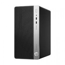 HP ProDesk 400 G5 MT 8th Gen Intel Core i5 8500 (3.0GHz-4.10GHz, 4GB DDR4 2666MHz, 1TB, DVD RW) Intel B360 Chipset, Free DOS, Micro Tower Brand PC