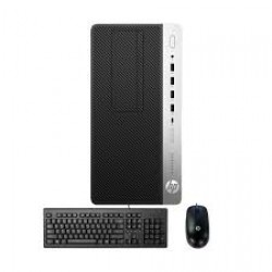 HP ProDesk 400 G5 MT 8th Gen Intel Core i7 8700 (3.2GHz-4.6GHZ, 8GB DDR4 2666MHz, 1TB, DVD RW) Intel B360 Chipset, Free DOS, Micro Tower Brand PC